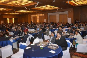 Hundreds of participants at all levels of experience from about hundred organisations participated in this 26th Global Symposium 2018 - New Delhi