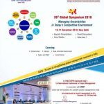 26th Global Symposium 2018