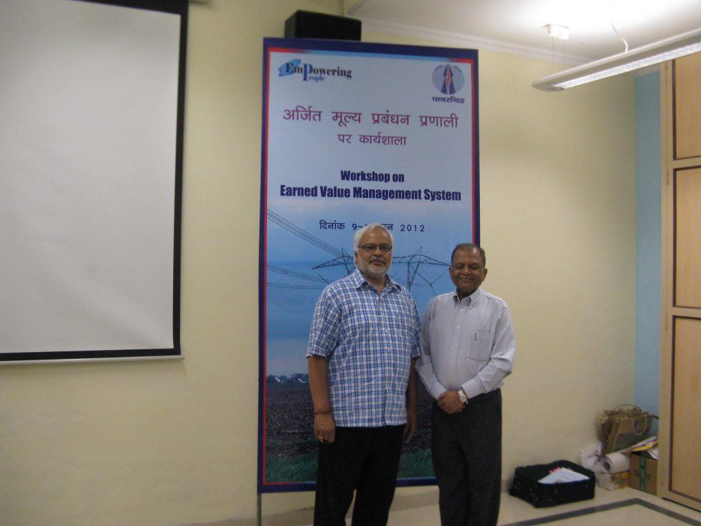 Workshop on Earned Value Management System