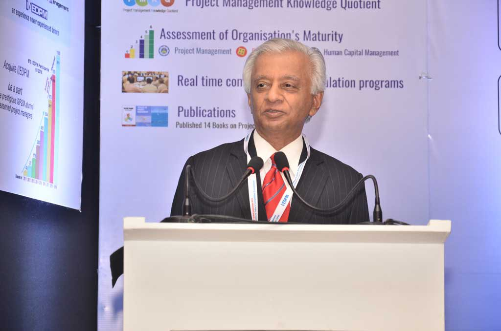 TKA Nair, Chairman AIC, Advisor to Former Prime Minister of India - 26th Global Symposium 2018